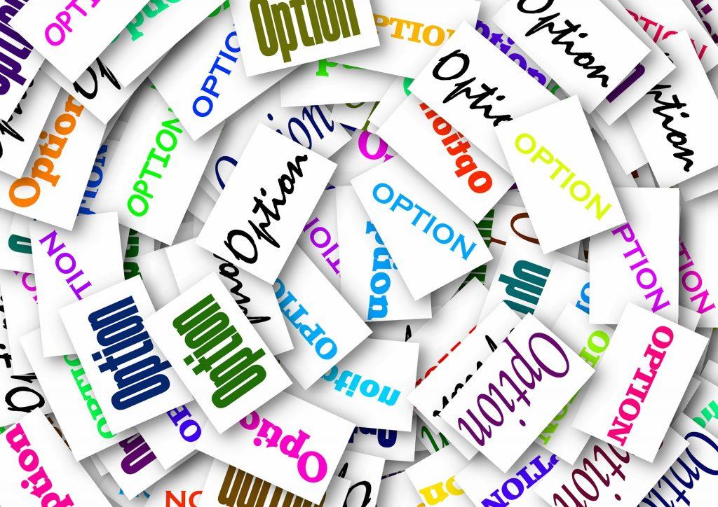 multiple affiliate program options